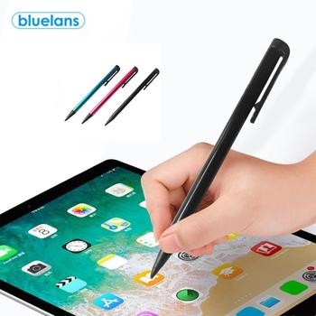 Metal Resistive Screen Capacitive Pen Universal Sensitive Cell Phone Tablet Resistive Screen Touch Pen Drawing Stylus vakind 1pcs universal metal mini capacitive touch stylus pen for phone tablet laptop capacitive touch screen devices