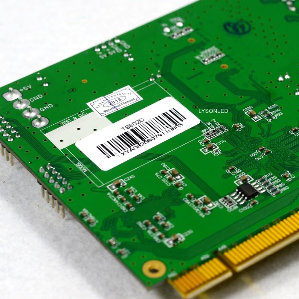 discount Display Color TS802D