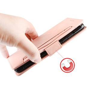 Image 2 - Leather Case For Cubot P40 X30 Unque Flip Magnetic Closed Wallet Soft Cover For Cubot Note 7 /Note 20 Card Holder Bag Cubot C30