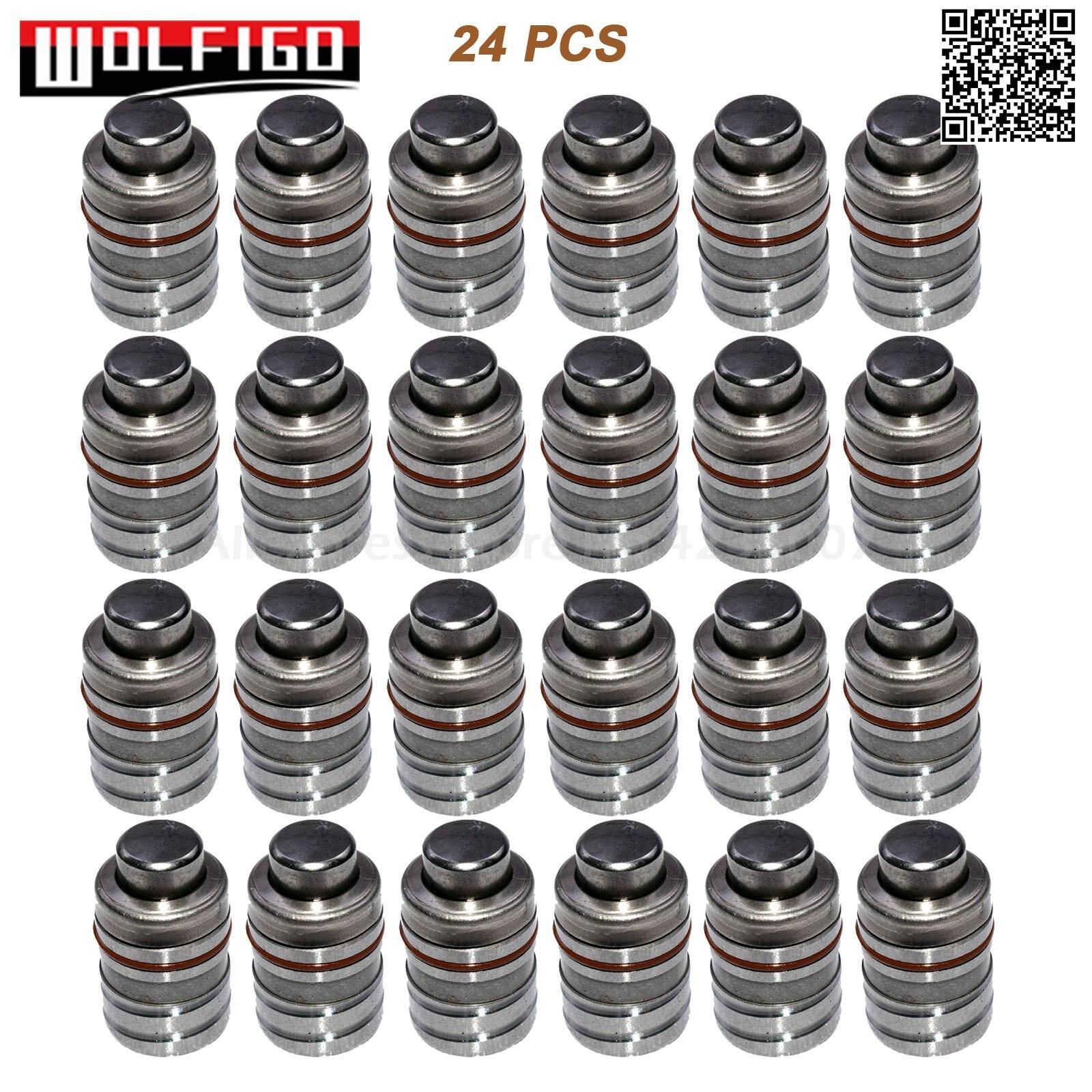 WOLFIGO 新油圧リフターフィット 86-97 フォード地理マツダ 1.3 1.6 2.2 2461022600 、 LF6017 、 e92Z6C501B 、 B-2254 、 VL-146 、 2131749