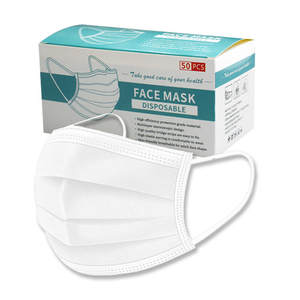 FACE-MASK-FILTER-MASKS Protection-Mask Disposable Breathable Antywirusow Safety Thickened