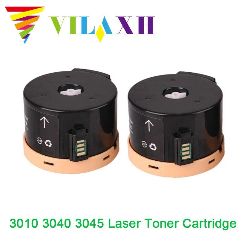 Cartucho de Toner para xerox Phaser 3010 3040 Workcentre 3045 a laser Preto e branco máquina de impressão