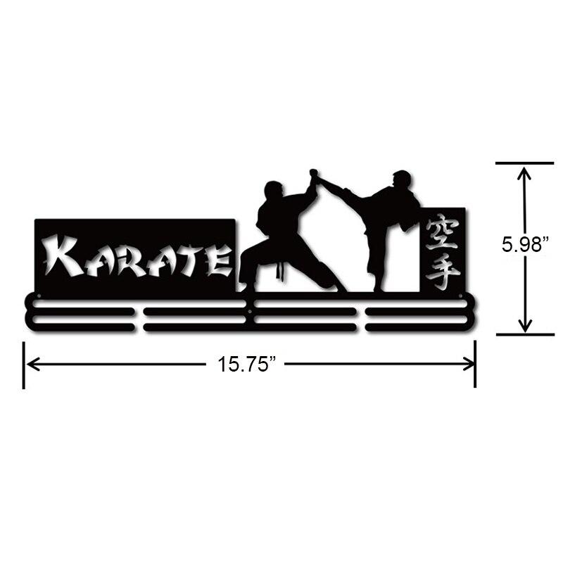Image 5 - KARATE medal hanger Sport medal hanger holder Medal display rack  Martial arts medal hanger hold 36 medalsPins