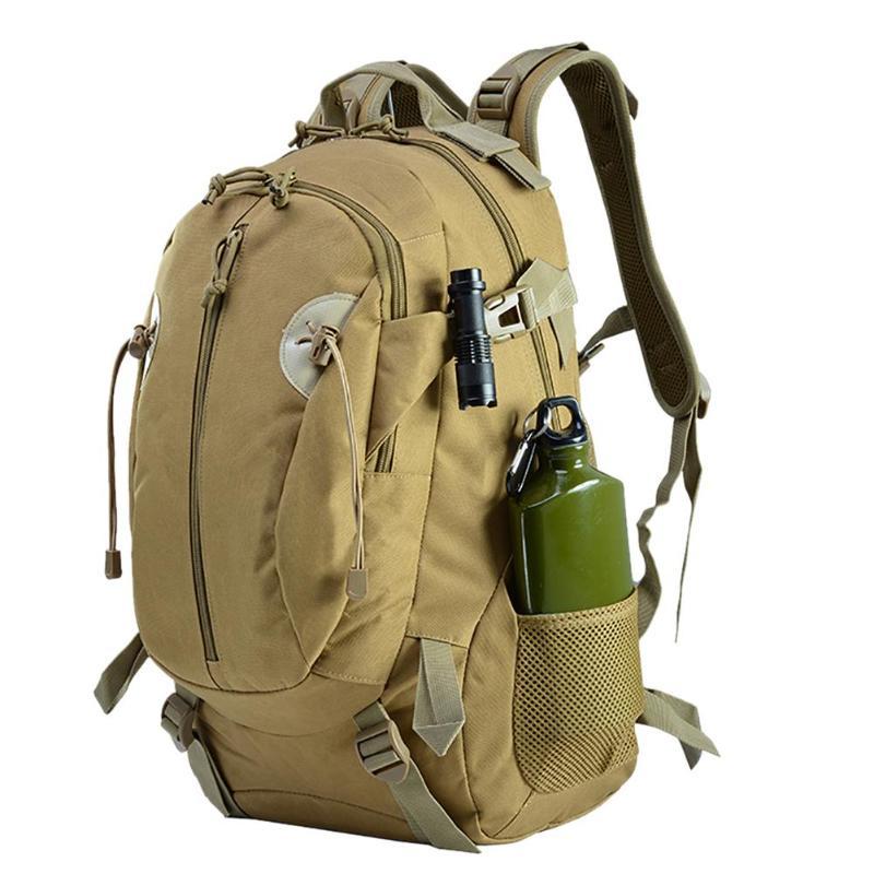 Outdoor Sports Waterproof Riding Backpacks Large Capacity Storage Rucksack Travel Hiking Camping Climbing Knapsack For Women Men