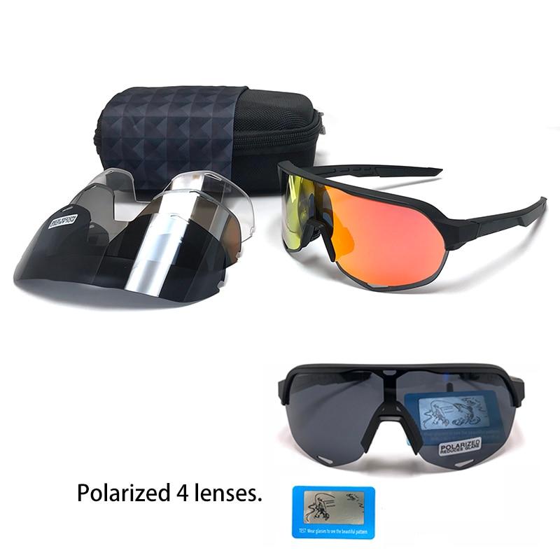 Peter Sports de plein air cyclisme lunettes hommes cyclisme lunettes VTT lunettes polarisées UV400 Peter S2 cyclisme lunettes de soleil