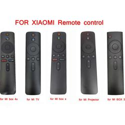 For Xiaomi Mi TV, Box S, BOX 3, MI TV 4X Voice Bluetooth Remote Control with the Google Assistant Fernbedienung