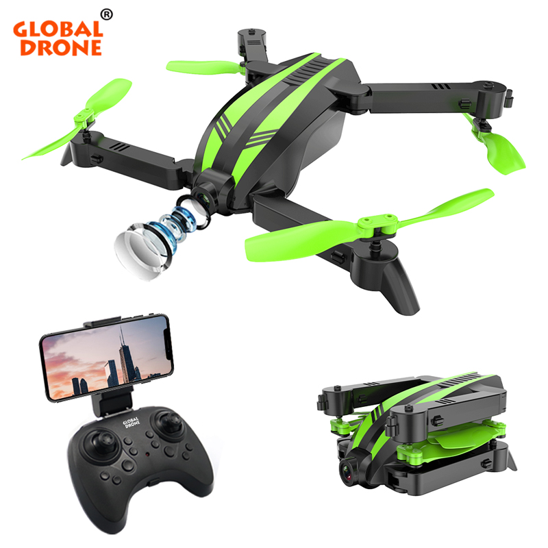 Global Drone SPYDER-X Mini Drones With Camera HD FPV Drone X Pro RC Helicopter Camera Quadrocopter Dron Toys For Kids VS E58