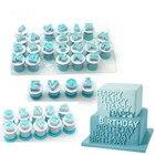 36 Pcs cake mold Min...
