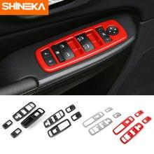 Shineka декоративные наклейки на внутренние окна автомобиля