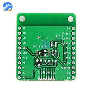 Image 4 - I2S выход CSR8675 беспроводной Bluetooth 5,0 аудио модуль цифровой динамик аудио звуковая плата