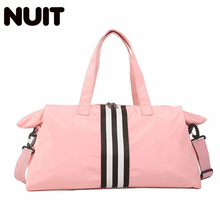 Girls Fashion Travel Bag Large Capacity College Handbags Luggage Casual Tote Travelling Bags Ladies Duffle For Women