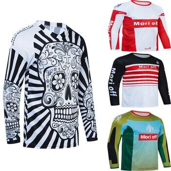 20Mori de gran oferta camiseta de motocross mtb Jersey para descensos MX...
