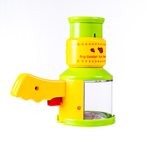 Image 4 - Children Scientific Bug Catcher Viewer Insect Magnifier Microscope Catching Kit Early Education Kids Science Toys for Children