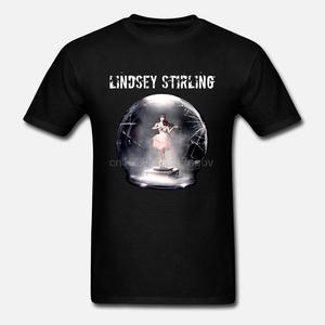 T-Shirt Black Stirling Funny Unisex Shatter Cotton Lindsey Me Cartoon New-Fashion