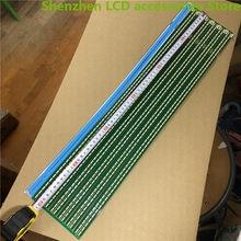 Led 55uf6450 55uh6150 55uf6430 6916l2318a 6916l2319a 6922l-0159a 55 polegada usar barra de luz de fundo de alumínio 100% nova tv lcd