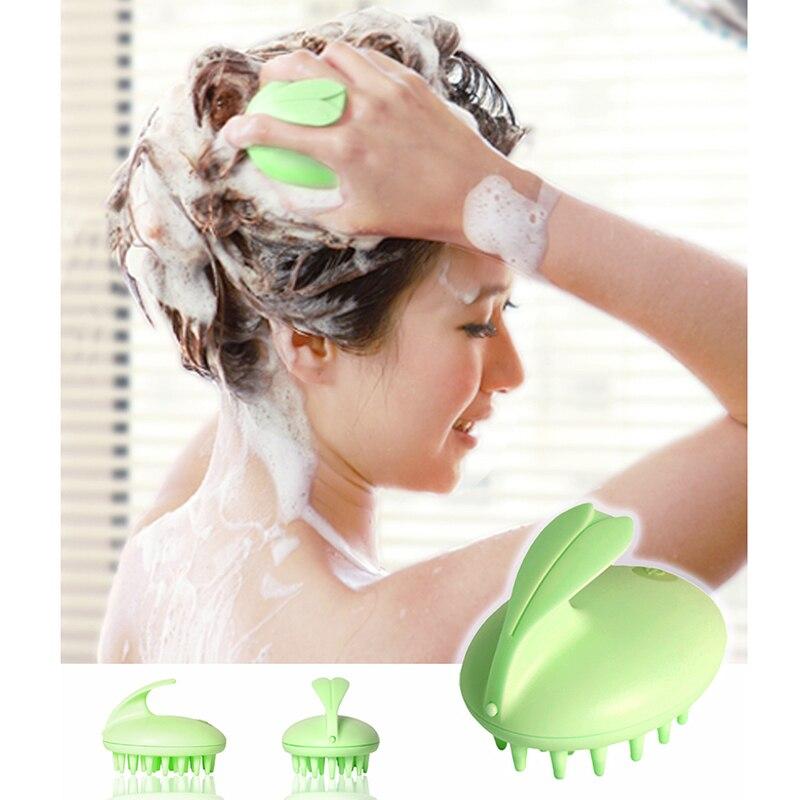 Kopfhaut massage kamm elektrische haar kamm kopfhaut massage kamm dusche kamm massage pinsel vibrator kopfhaut massage maschine