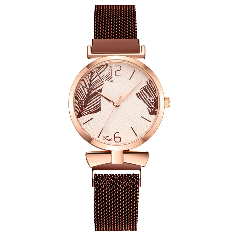 Luxury Quartz Watches For Women Fashion Gold Milan Strap Women's Ladies Watch Silver Reloj Mujer Saat Relogio Zegarek Damski