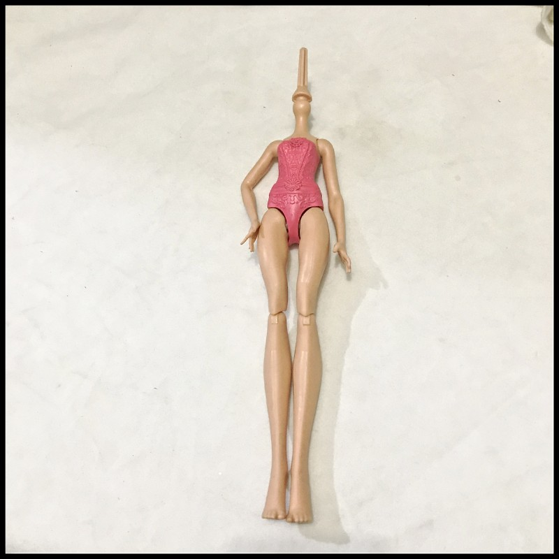 Doll Accessories Body 1/6 30cm Monster Doll Without Eye DIY Doll Cosplay Accessories For Girls