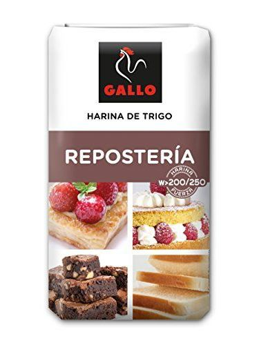Harina De Trigo Especial Reposteria Gallo 1kg