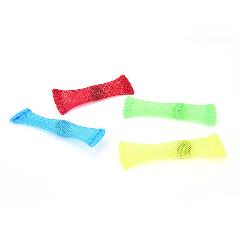 Fidget-Toys Sensory-Toy Autism Briaded-Mesh ADHD Anxiety Stress-Relief Office Adults img2