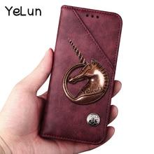 YeLun Flip PU Leather Case For Xiaomi MI Max 3