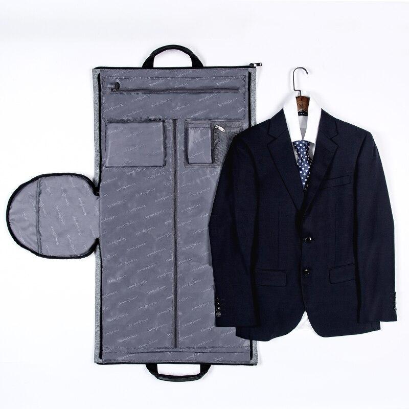 Image 5 - Victoriatourist Travel bag Garment bag men women Luggage bag  versatile suit package for business trip work leisureTravel Bags   -