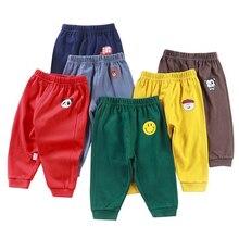 Baby Pants Cotton Autumn Spring Newborn Baby Boys Girls Trousers Kid Wear Infant Toddler Leggings Cartoon Baby Clothing