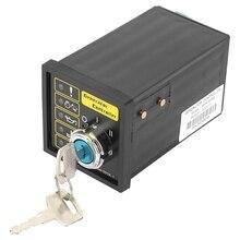 Painel de controle eletrônico do módulo do começo do controlador do gerador da c.a. 9 33v 15 305v controlador do gerador, dc durável resistente de dse501k