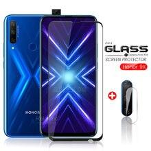 Стеклянное защитное стекло xonor 9x для honor 9x premium honor9x global edition stk-lx1 6,59 '', пленка для объектива камеры на honer 9 x x9