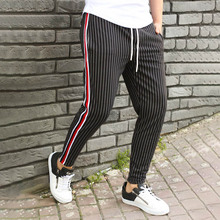 Jogger streetwear Casual Mens Pants 2019 Fashion Brand Clothing Work Trousers