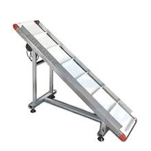 Factory custom molded flexible Tilted Belt Conveyor price цена