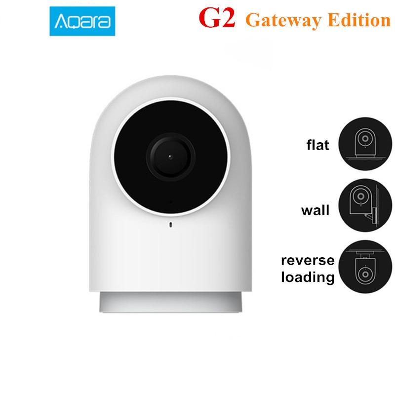Aqara Smart Monitors Camera G2 1080P Intelligent Network Surveillance Camera ( Gateway Edition ) Baby Sleeping Monitors