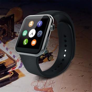 Reloj inteligente A9 con Monitor de pulso cardíaco y relojes deportivos Bluetooth para hombres para Android 4,2 e IOS 2020