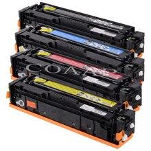 CF 210A 211A 212A 213A 131A Compatible toner cartridge for HP Color Laserjet Pro 200 M276N M276NW M251N M251NW Printer sakura cf212a yellow тонер картридж для hp laserjet pro 200 color m251nw m251n m276n m276nw