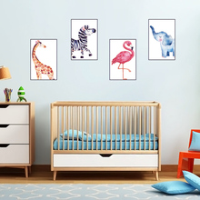 Animal pattern stickers  wall stickers dream decorative wall removable living room bedroom wallpaper цена