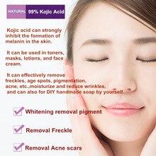 20ml Pure Kojic Acid Whitening serum Wrinkle removal Freckle melasma Acne scar p