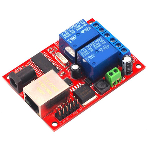 2 Channel Ethernet Relay Modul