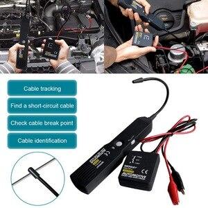 Автоматический Искатель, детектор короткого замыкания, автомобильный детектор короткого замыкания и открытого поиска, тестер цепи, провод...