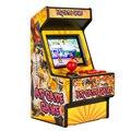 16 Bit HD Intellektuelle Spiel Konsole Retro Eltern-kind Joystick Mini Handheld Farbe Bildschirm Entwicklung 156 Spiele Mode Gedruckt