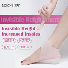 Insole Heightening-Protection Interior Silicone for Shoes Physical-Examination Bionic
