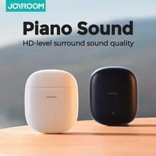 Joyroom – écouteurs sans fil Bluetooth 5.0 TWS T13, oreillettes étanches IPX7, stéréo HD, micro intégré, pour Xiaomi, iPhone, son de Piano