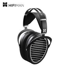 Oryginalny Hifiman Ananda Over Ear Planar magnetyczne słuchawki ortodynamiczne wysokiej jakości konstrukcja łatwa w obsłudze dla iPhone Android tanie tanio Rohs Ortodynamiczna CN (pochodzenie) PRZEWODOWY 103dB 1 5m Do kafejki internetowej Słuchawki do monitora Do gier wideo