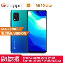 Global Version Xiaomi Mi 10 Lite 5G Cellphone 6GB 128GB Snapdragon 765G NFC 6.57