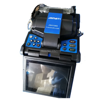 JW4108S Automatic ARC Optical Fiber Fusion Splicer for FTTH Fiber Optic Fusion Splicer Free Shipping