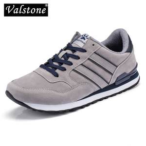Image 1 - Valstone Mens sneakers Breathable cemented shoes outdoor trainers light walking shoes summer autumn everyday shoes hot sale