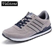 Valstone גברים של נעלי ספורט לנשימה ביצרו נעליים חיצוני מאמני אור הליכה נעלי קיץ סתיו כל יום נעלי מכירה לוהטת