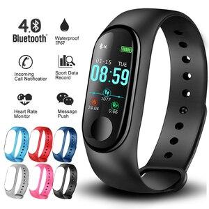 LIGE Men Smart Sport bracelet