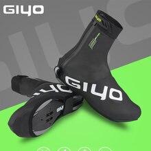 Водонепроницаемая велосипедная обувь giyo чехлы для велосипедной