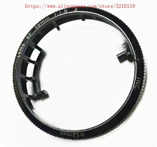 جديد 50 مللي متر 1.8 II عدسة إصلاح استبدال أجزاء لكانون EF 50 مللي متر f/1.8 II التركيز حلقة كاميرا إصلاح شحن مجاني