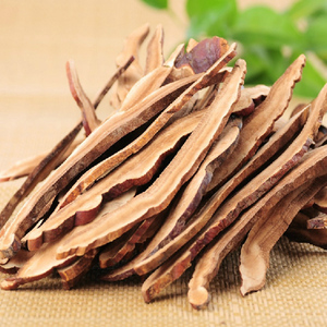 Image 4 - New Green Food 250g Chinese Health Tea Dried Wild Lingzhi Tea Red Reishi Mushrooms Ganoderma Lucidum Slices Herbs Lingzhi Tea